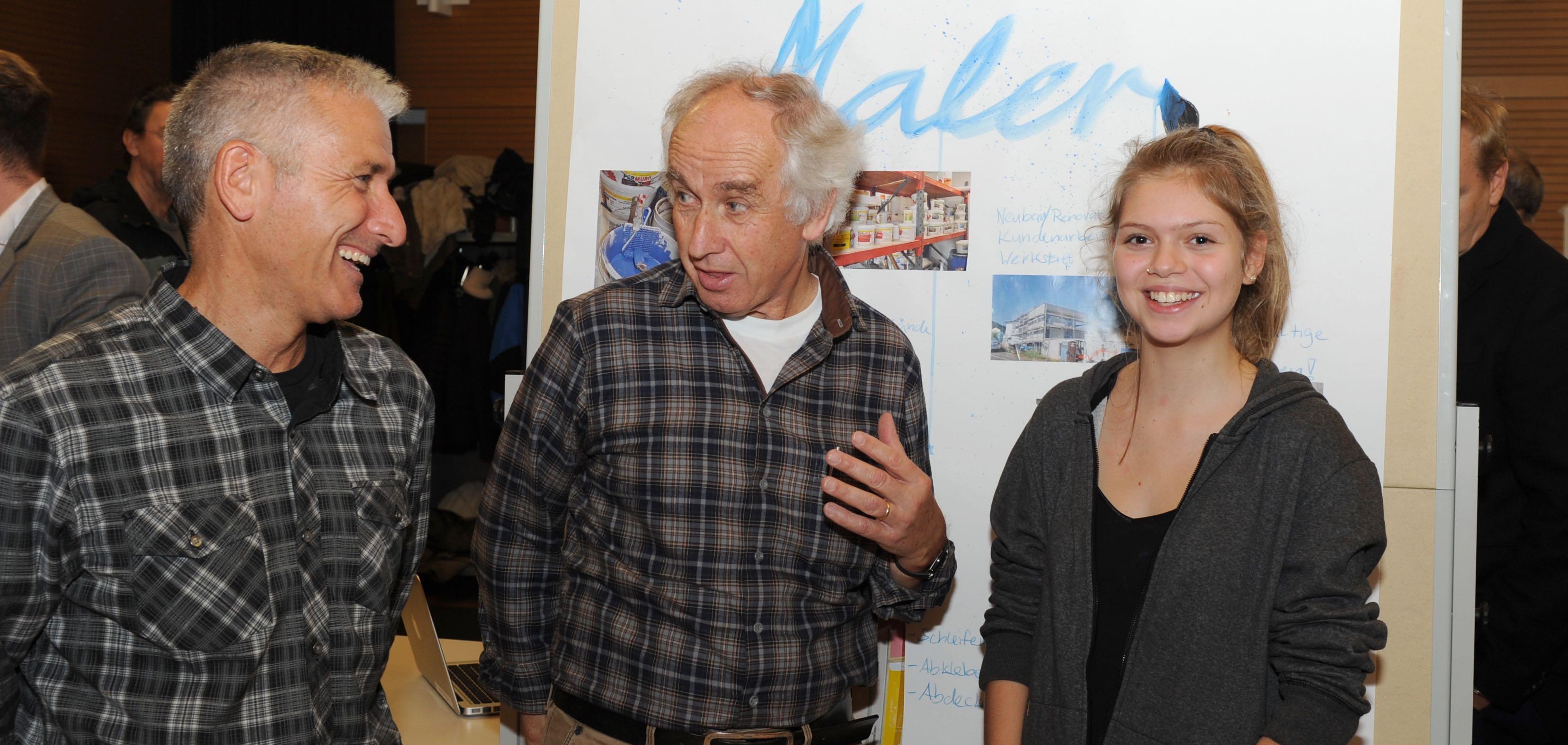 Cornelia Daftarian-Graf engagiert sich für Jugendliche