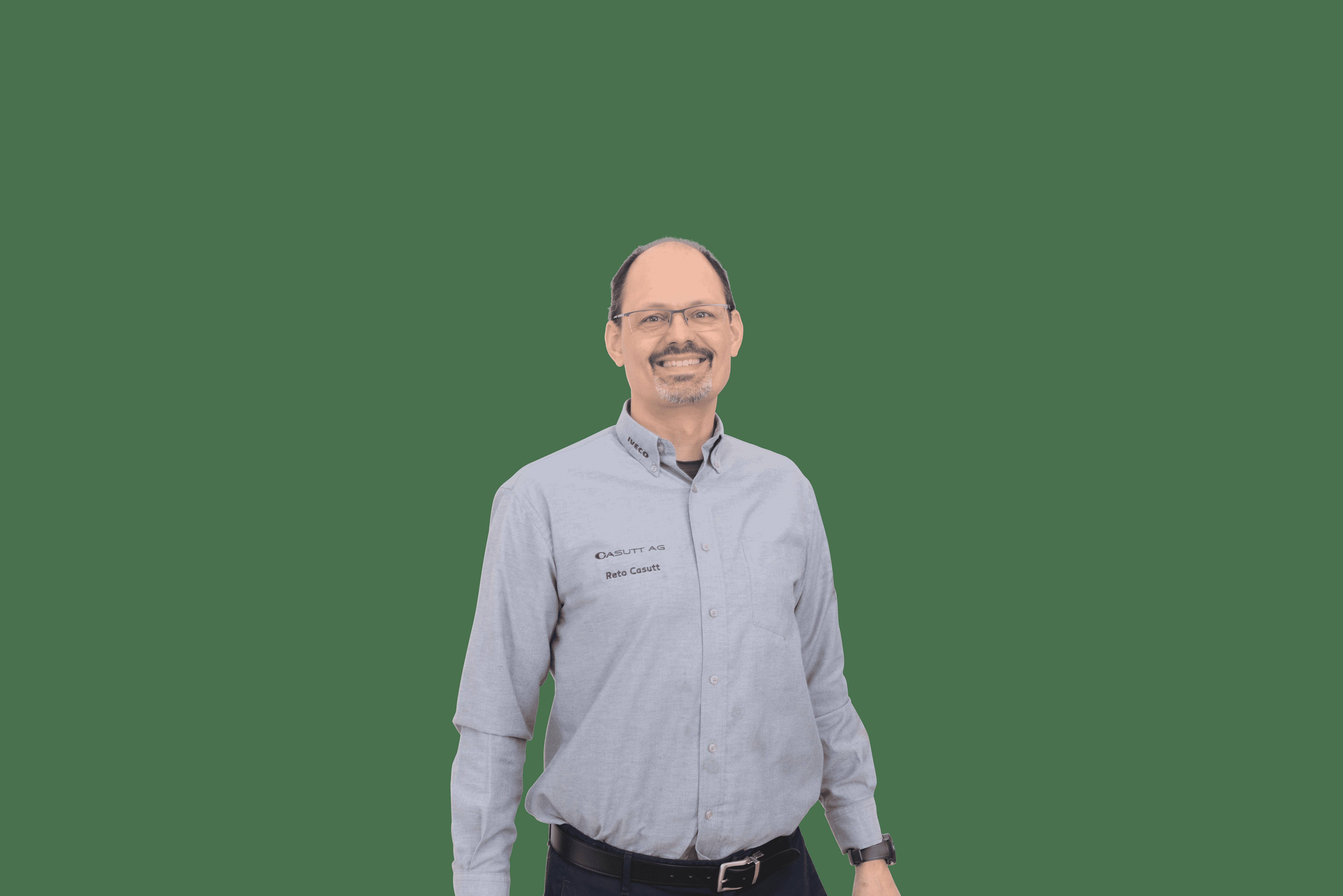 Guido Casutt Portrait
