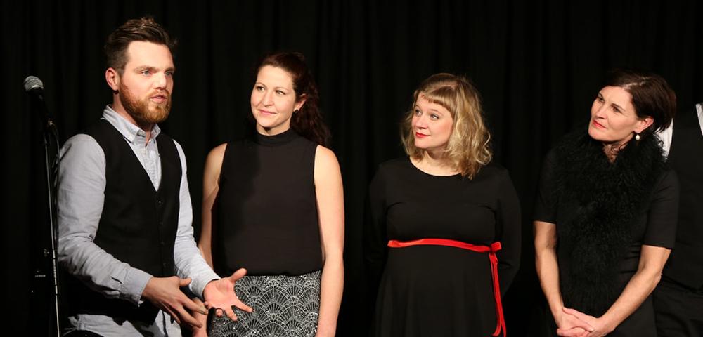 Theater, nur spontaner – Das Improvisationstheater anundpfirsich