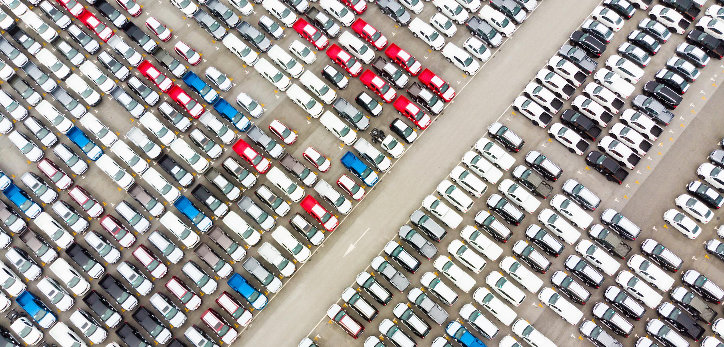 Zunehmender Handlungsdruck im Autogewerbe